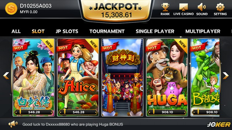 Spiele Joker Area - Video Slots Online