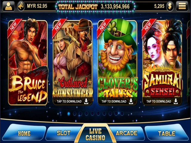 LIVE22 DOWNLOAD - LIVE22 SLOT GAMES - LIVE22 FREE CREDIT